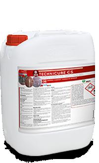 Traitement anti-salpêtre et sels hygroscopiques
