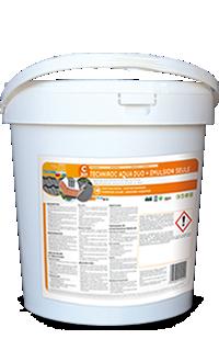 Hydrofuge coloré pour la rénovation de toiture