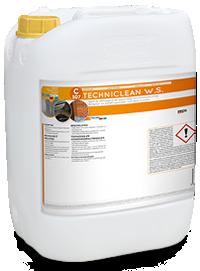 Produit de nettoyage et de dégraissage pour sols et métaux
