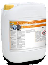 Protection hydro-oléofuge pour supports polis et non poreux