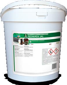 Mortier époxydique- Réparation des bois