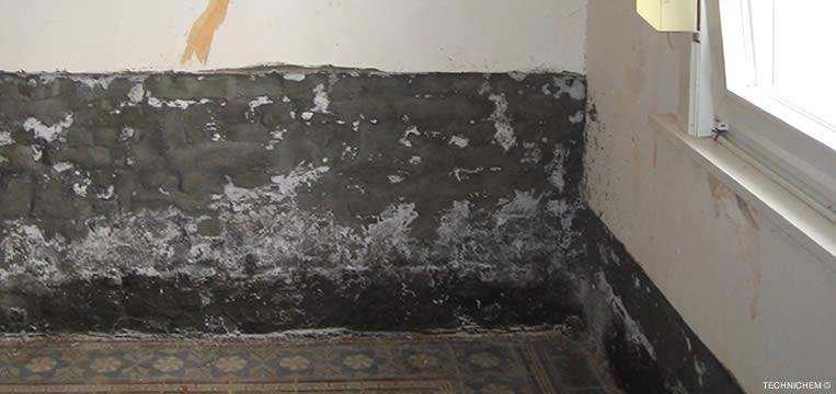 traitement du salpetre dans une cave awesome de faades with traitement du salpetre dans une. Black Bedroom Furniture Sets. Home Design Ideas