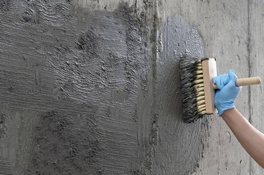 Badigeon Flexible Pour Les Murs Enterrs Et Les Murs De Fondation