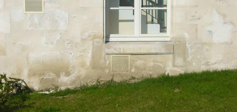 traitement des murs humides par injection dans les locaux. Black Bedroom Furniture Sets. Home Design Ideas