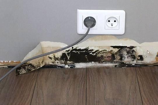 traitement facile des murs humides par injection cr me. Black Bedroom Furniture Sets. Home Design Ideas