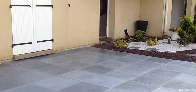 c602 techniguard floor pour terrasses sols ext rieurs. Black Bedroom Furniture Sets. Home Design Ideas